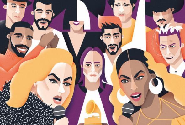 Grammy 2017: Αυτοί είναι οι νικητές!