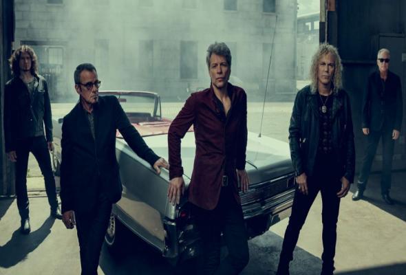 Bon Jovi: Η ώρα της μεγάλης επιστροφής με το «This House Is Not For Sale» !