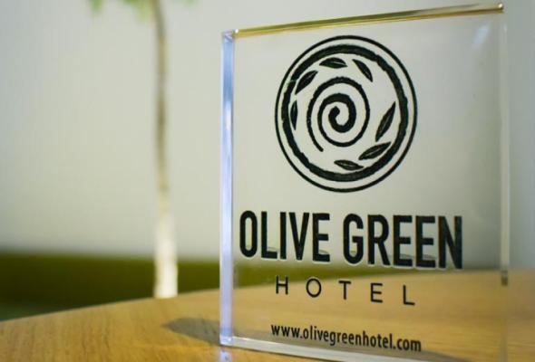 Οι επιχειρηματίες της Κρήτης γνώρισαν το Olive Green Hotel!